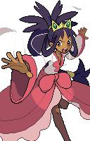 News Pokémon Noir et Blanc 2. Irischampionne