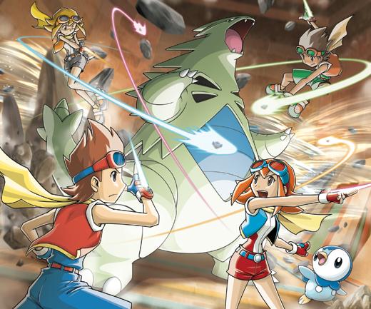 pokemon ranger sillage de lumiere en francais