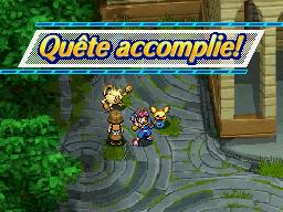 Pok mon ranger 3 sillages de lumi re les qu tes pok - Pokemon ferosinge ...