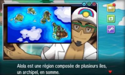 Pokémon Soleil et Lune La solution complète Partie 01 : Vos 2 premières journées à Alola 001