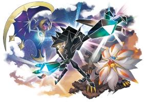 Pok mon ultra soleil et ultra lune les l gendaires - Pokemon legendaire pokemon y ...