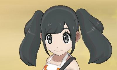 Pokémon Ultra Soleil Et Ultra Lune Personnalisation Du Héros