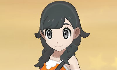 Pokemon Ultra Soleil Et Ultra Lune Personnalisation Du Heros