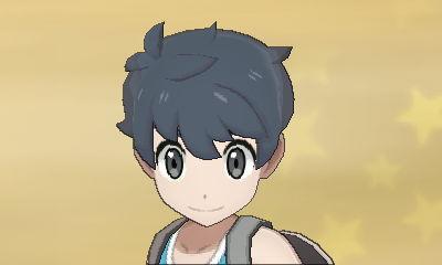 Pokemon Ultra Soleil Et Ultra Lune Personnalisation Du Heros Pokebip Com