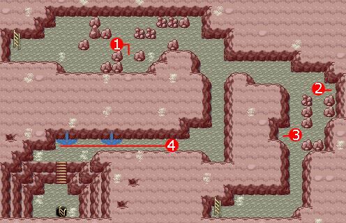 Mont braise ile sevii 4 grot - Sulfura pokemon rouge ...