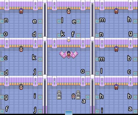 Partie 5 : Tour Pokémon, Safrania, Sylphe SARL