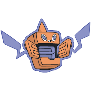 Rotom Strategie