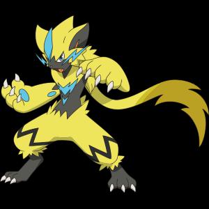 Fiche de zeraora pok - Image de pokemon ...