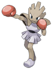 Fiche pok dex de tygnon hitmonchan ebiwalar versions - Tenefix evolution ...