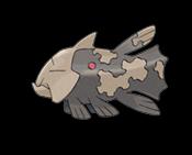 Fiche pok dex de relicanth relicanth jiransu versions diamant perle platine heartgold - Pokemon rare diamant ...