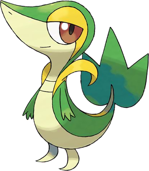 Fiche pok dex de vipelierre snivy tsutarja versions - Evolution flamajou ...
