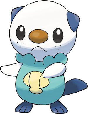 Fiche pok dex de moustillon oshawott mijumaru versions - Evolution flamajou ...
