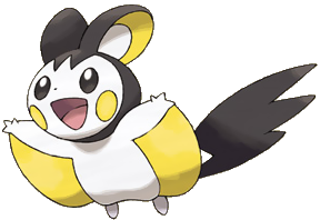 Fiche pok dex de emolga emolga emonga versions noire - Evolution flamajou ...