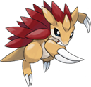 I luv sandslash...including this shiny one